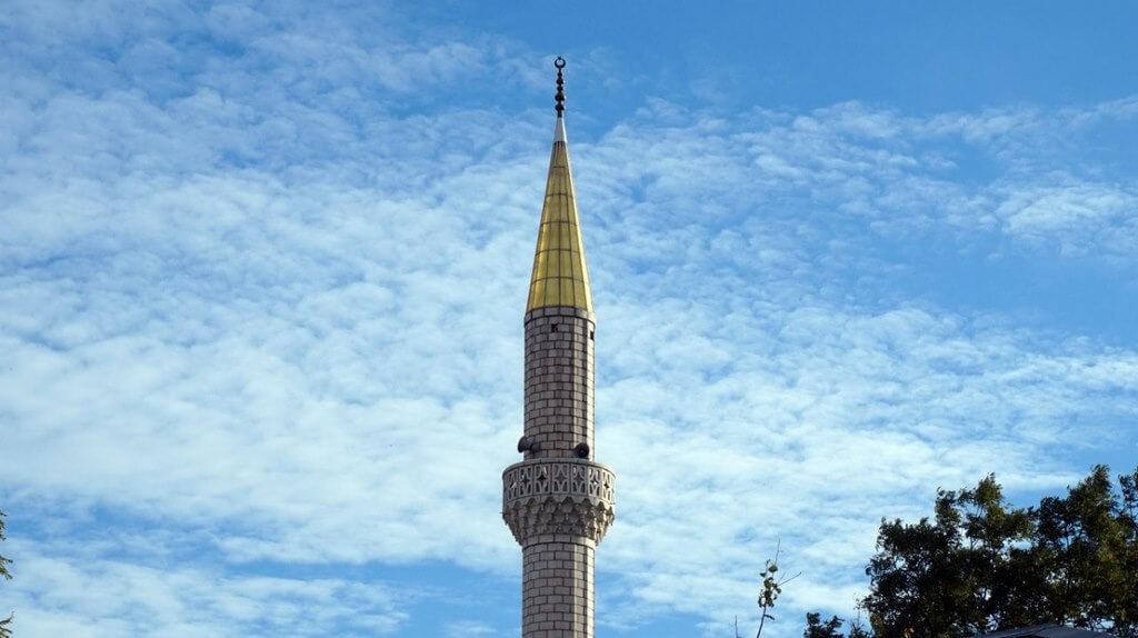 Мечеть Юкары-Джами