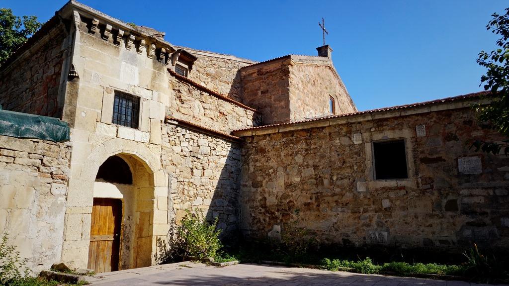 Церковь Сурб-Саркис
