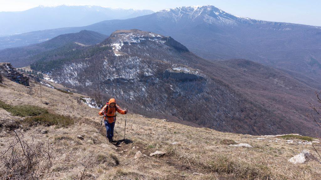Гора Лысый Иван (Пахкал-Кая)